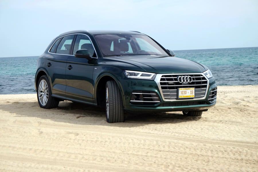 Test-Vorstellung Audi Q5