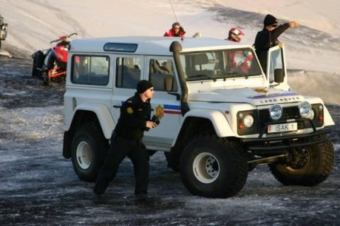 Picture of Search and Rescue Vehicle