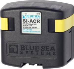 Blue Sea Automatic Charging Relay 7610 ACR  4x4overlander