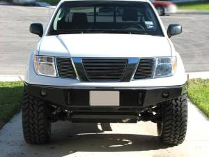 4x4 Parts  Frontier Winch Mount Bumper APSW2FRTWMBB  Your #1 Source for Nissan Aftermarket Parts!