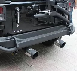 jeep jk wrangler metal mulisha exhaust