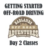 Getting Started Off-road Driving - Day 2 - LA Area