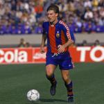 Recommended Viewing: Michael Laudrup, Football's Greatest (You Tube)