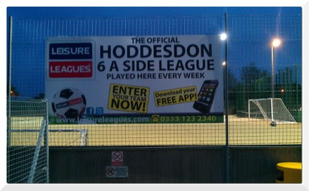 Leisure Leagues Hoddesdon