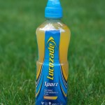 Lucozade Sport Orange Bottle