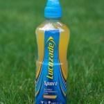 Lucozade Sport Orange Bottle