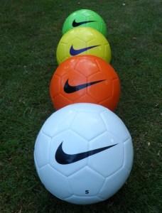 Nike Tiempo Footballs
