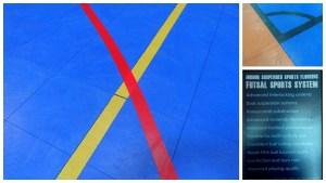 Leeds Futsal Arena Flooring