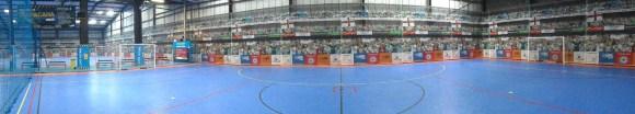 Leeds Futsal Arena Pitch