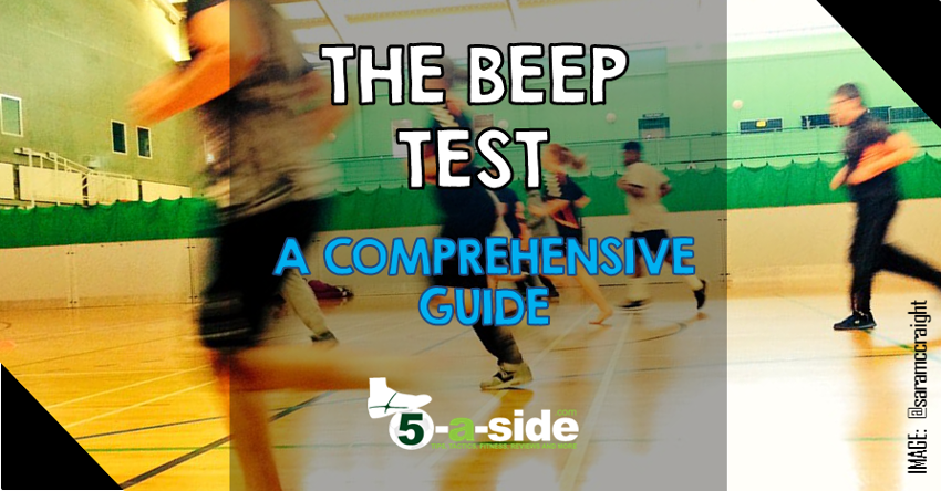 Beep test comprehensive guide header