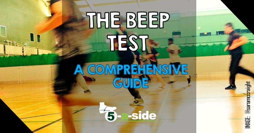 Beep test comprehensive guide header
