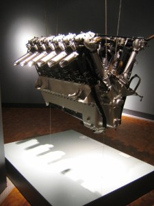 What does your 5-a-side engine look like? Powerful and impressive like this one, or in need of a tune-up?