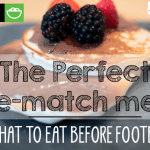 What to Eat Before Football – the Best Pre Game Meal