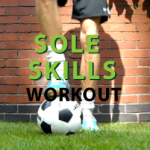 Sole skills workout for 5-a-side
