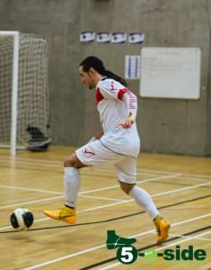 Sean Garnier Futsal Dribbling 5-a-side