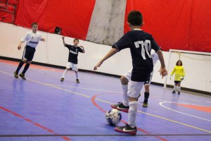 From a young age, most of us just want to have the ball at our feet.