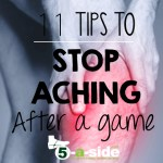 11 Simple Tips to Stop Aching after Sport