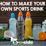 How to Make Your Own Isotonic Sports Drink