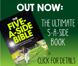 5-a-side bible book out now (sidebar)
