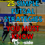 25 Simple Futsal Strategies You Must Know (icon)