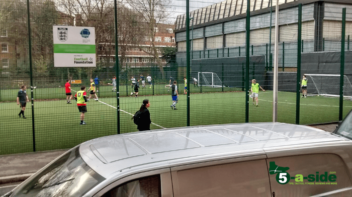 Artificial Pitch London