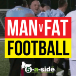 Man v Fat Football Leagues – The Best Weight Loss Programme Ever?