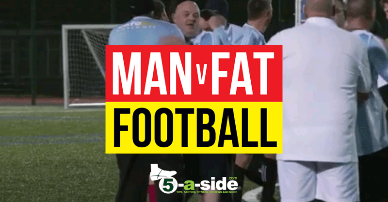 Man v Fat Football Leagues Title
