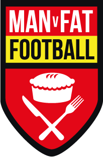 Man v Fat Logo