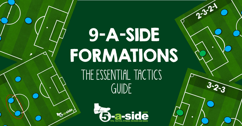 9 A Side Tactics The Essential Guide 5 A Side Com