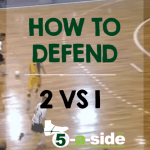 How to Defend 2 vs 1
