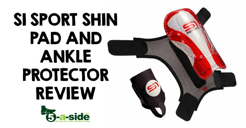 S1 Shin Pad and Ankle Protector Review Test