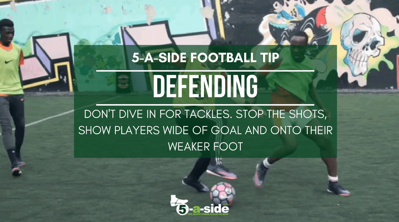 11 Best Tips to win at 5-a-side football | 5-a-side com