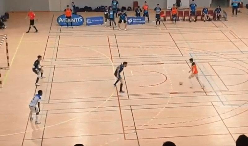 Futsal 2 vs 2