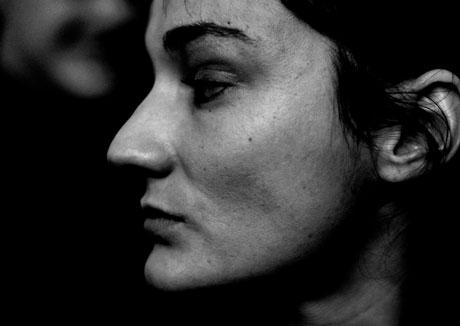 Portrait d'Elise Aubry © Dom Garcia 2011