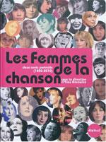 Couverture du livre « Les Femmes de la chanson », Editions Textuel