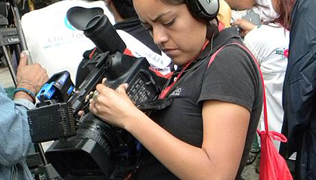 Journaliste JRI © Guitté Hartog