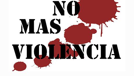 No mas violencia (plus de violence)