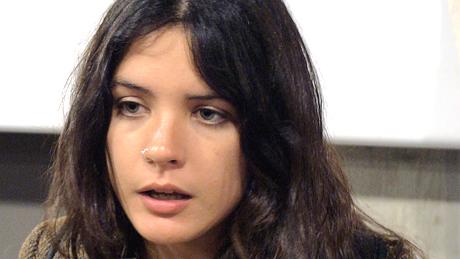 Camila Vallejo © Myriam Paz Hernandez