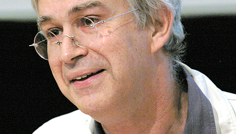 Michel Bozon, lors de la journée du 10 octobre des Assises de l'IEC © IEC