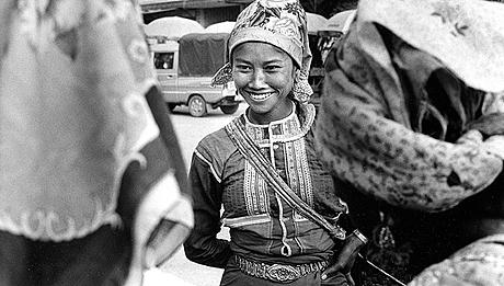 Marché au Yunnan, Chine © Raphaël de Casabianca