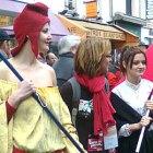 Manifestation du 18 mars 2012, rue du Faubourg-Saint-Antoine (XIIe). © Rafael Flepp