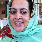 Fatma Elkory Oumrane, présidente de l'association mauritanienne Citoyenneté et nouvelles technologies