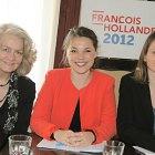 Annie Novelli, Capucine Edou et Claire Morel