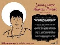 Laura leonor vasquez guatemala