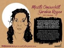 Meztli Garabia Mexique