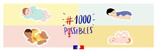 8 mars #1000POSSIBLES