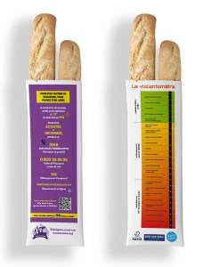 baguettes pain violences conjugales