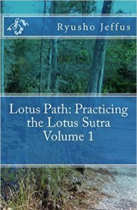 Lotus Path: Practicing the Lotus Sutra bookcover