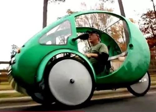 Quem não quiser pedalar, pode usar a energia solar