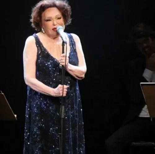 Ela vai se apresentar no Lincoln Center, em Nova York